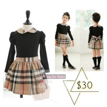 Burberry Girls Dress