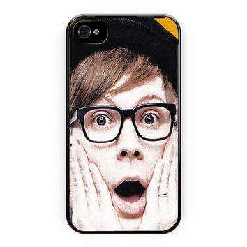 Fall Out Boy Patrick Stump Cute iPhone 4/4S Case