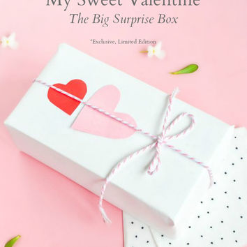 My Valentine's Surprise Box