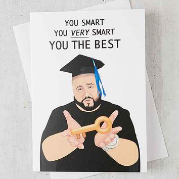 Instagrandmaw You Smart Graduation Card