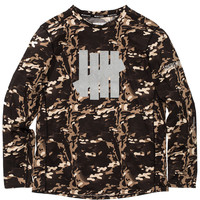 Undefeated - O.P. Camo Technical L/S Shirt