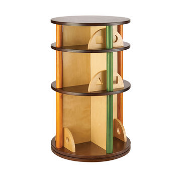Guidecraft See and Store Media Carousel - G98307