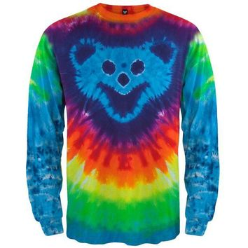 MDIGON Bear Design Tie Dye I/S Tie Dye - X-Large