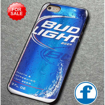 Blue Can Bud Light Beer  for iphone, ipod, samsung galaxy, HTC and Nexus PHONE CASE
