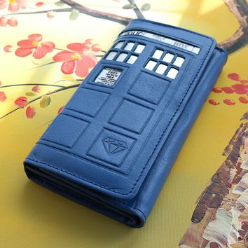 Doctor Who 4.0 Tardis Wallet