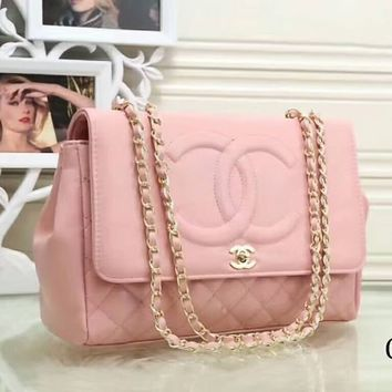 GUCCI tide brand ladies fashion bags F-LLBPFSH Pink