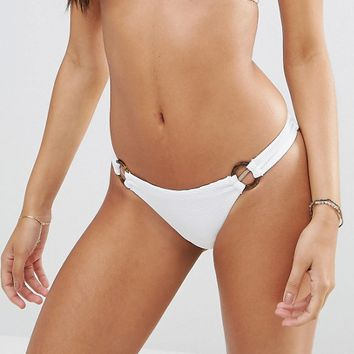 Zulu & Zephyr Northerly Bikini Botttom at asos.com