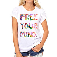 FREE YOUR MIND Tshirt