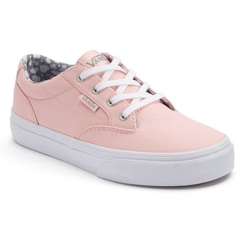 Vans Winston Girls' Skate Shoes (Pink)
