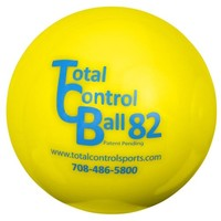 Total Control Sports Softball Size Batting Ball at Eastbay