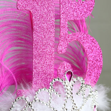 Princess Quince Cake Topper