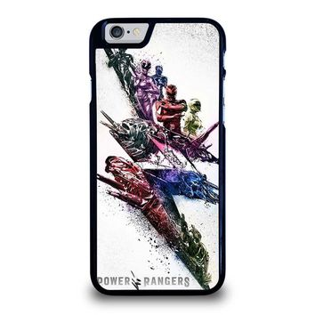 POWER RANGERS NEW iPhone 6 / 6S Case Cover