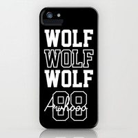 EXO  Wolf iPhone & iPod Case by Sara Eshak