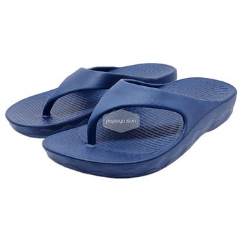 Thong Blue Pali Hawaii Jesus Sandals
