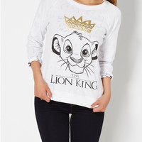 King Simba Reversible Sweatshirt