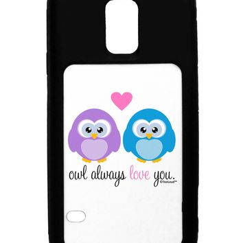 Owl Always Love You Galaxy S5 Case  by TooLoud