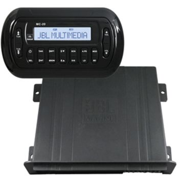 JBL MBB2120 AM/FM/Bluetooth® Black Box System w/JBLMC20 JBLMBB2120 JBLMBB2120 648701000000