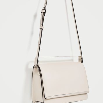 CROSSBODY BAG WITH METAL DETAIL DETAILS