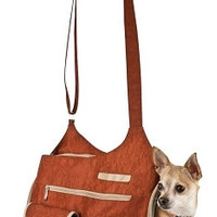 Body Pet Carrier (Rust)