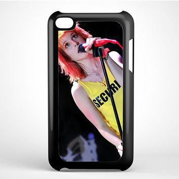Hayley Williams Paramore Singer iPod Touch 4 Case
