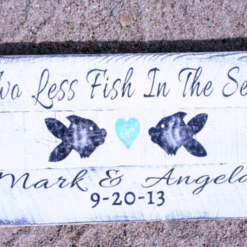 wedding sign beach wedding sign pallet sign personalized wedding gift customized sign handpainted sign shabby chic
