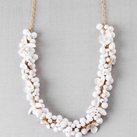MYRTLE GROVE BEADED STRAND NECKLACE