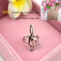 1pcs New Elegant Charming Musical Ring for Women as Gifts Ladies HOT = 1958305284
