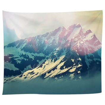Mountain Peak Tapestry