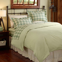 Ultrasoft Comfort Flannel Comforter Cover: Comforter Covers | Free Shipping at L.L.Bean