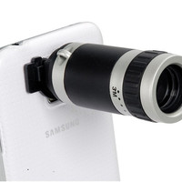 8x Zoom Lens and Case for Samsung Galaxy S5