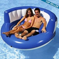 Cuddle Island Inflatable Pool Float PM83665 | PoolFloatsMart.com