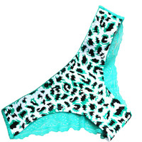 [12Color / M L] Women's Sxey Lace Panties , Cotton Printed Stretch Briefs Underwear , Erotic lingerie Intimates Underpants