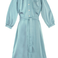 No.6 - Sky Elena Shirt Dress | BONA DRAG