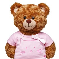 Pink Cat Bow T-Shirt | Build-A-Bear