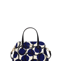Kate Spade Julia Street Dot Maise Lapis Blue Multi ONE