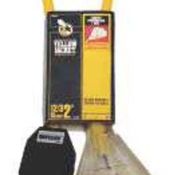 Coleman Cable Yellow Jacket Right Angle Gfci With 2 Ft. 12/3 Sjtw Cord And Lighted Power Block, Yellow