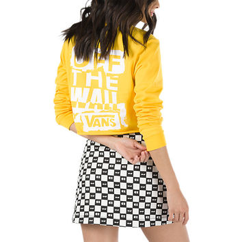 Ripped OTW Long Sleeve T-Shirt | Shop Womens Tees At Vans