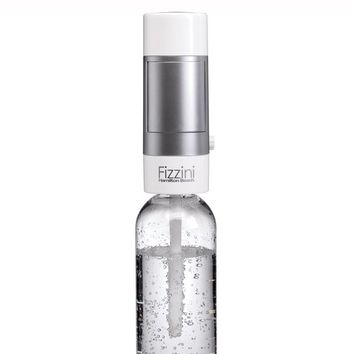 Fizzini Handheld Carbonated Water Maker - $60