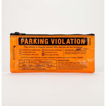 Parking Violations Pencil Case