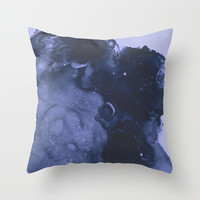 Sleep Tight Throw Pillow by duckyb