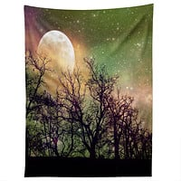 Shannon Clark Moon Magic Tapestry
