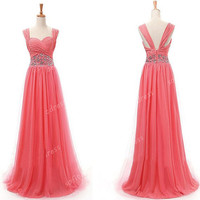 off shoulder prom dress, long prom dresses, chiffon prom dresses, cheap prom dresses, fuchsia prom dress, prom dress bridesmaid , BE0437