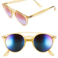 Ray-Ban 51mm Mirrored Rainbow Sunglasses | Nordstrom