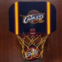 NBA Cleveland Cavaliers Slam Dunk Softee Hoop Set