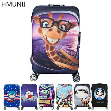 DCCKU62 Safety case box suitcase dust cover protective sleeve trolley case elastic sleeve 20/24/28/30 inch thickening is not easy wear