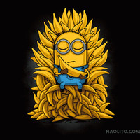 Minion Throne T-Shirt