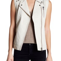 Doma | Baby Barrel Ravello Genuine Leather Vest | Nordstrom Rack