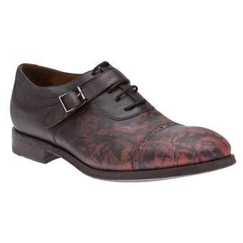 Paul Smith Buckled Lace-Up Shoe