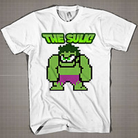 The SULK  Mens and Women T-Shirt Available Color Black And White