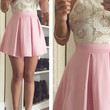 Pleated Essential Flared Skirt (more colors)